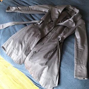 Petite Trench Coat XS
